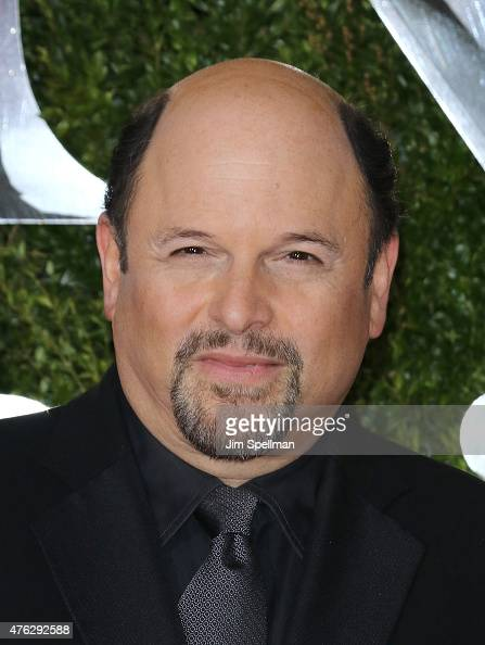 Jason Alexander attends the American Theatre Wing's 69th Annual Tony Awards at Radio City Music Hall on June 7 2015 in New York City