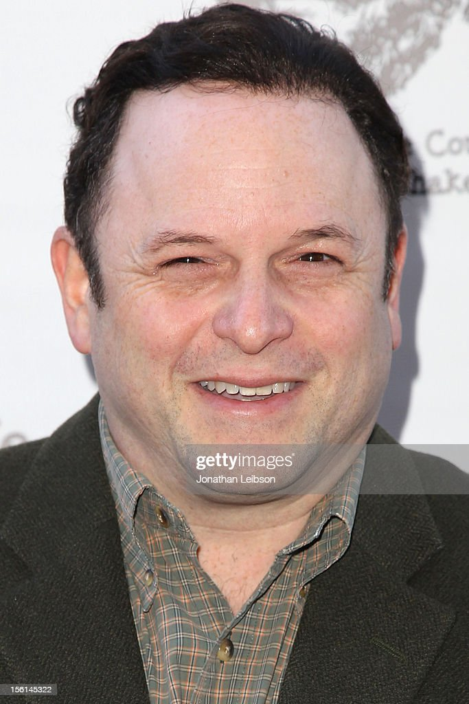 Jason Alexander attends The Los Angeles Drama Club And Magic Castle Host 1st Gala Fundraiser And Benefit Performance 'Tempest In A Teacup' at The Magic Castle on November 11, 2012 in Hollywood, California.