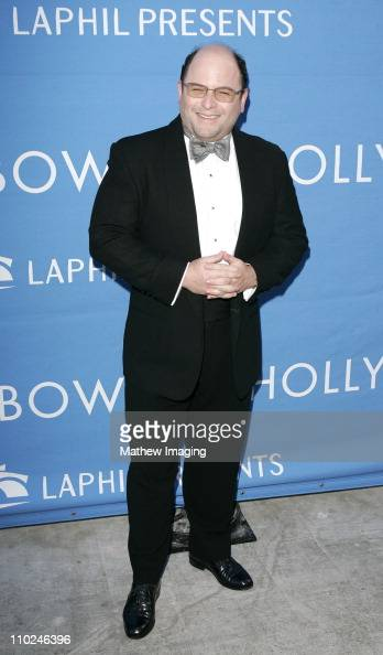 Jason Alexander during The Hollywood Bowl Celebrates Stephen Sondheim's 75th Birthday Arrivals at Hollywood Bowl in Hollywood California United States