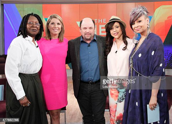 THE VIEW Jason Alexander is a guest on 'THE VIEW' 6/18/15 airing on the ABC Television Network