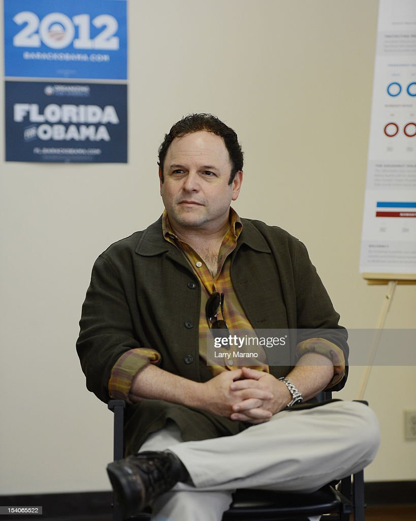 <a gi-track='captionPersonalityLinkClicked' href=/galleries/search?phrase=Jason+Alexander+-+Actor&family=editorial&specificpeople=11399423 ng-click='$event.stopPropagation()'>Jason Alexander</a> joins OFA-Florida for Medicare Round Table with Boca Raton Seniors at Mae Volen Center on October 13, 2012 in Boca Raton, Florida.