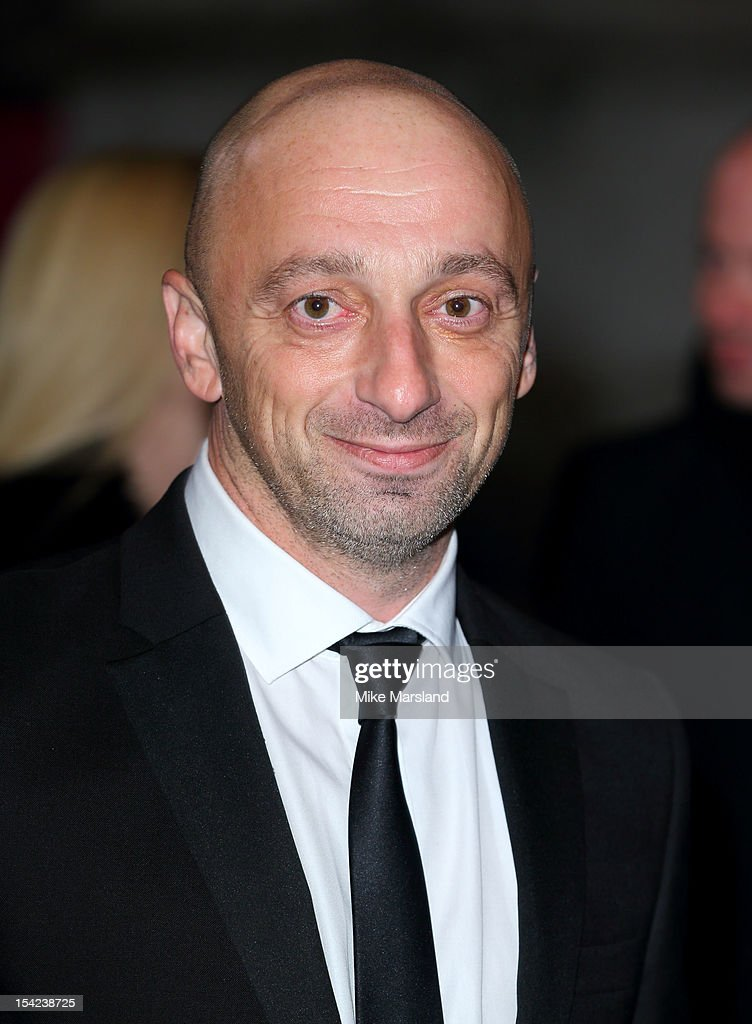 Jason Alper attends the Hollywood Costume gala dinner at Victoria & Albert Museum on October 16, 2012 in London, England.