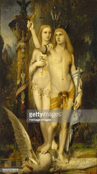 Jason and Medea Found in the collection of Musée d'Orsay Paris