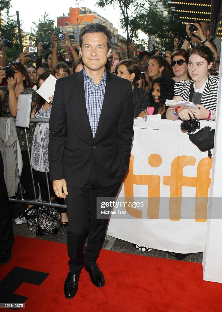 <a gi-track='captionPersonalityLinkClicked' href=/galleries/search?phrase=Jason+Bateman&family=editorial&specificpeople=204774 ng-click='$event.stopPropagation()'>Jason Bateman</a> arrives at 'Disconnect' premiere during the 2012 Toronto International Film Festival held at Princess of Wales Theatre on September 11, 2012 in Toronto, Canada.