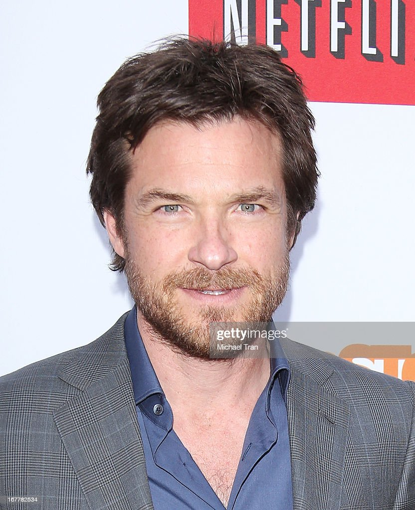 <a gi-track='captionPersonalityLinkClicked' href=/galleries/search?phrase=Jason+Bateman&family=editorial&specificpeople=204774 ng-click='$event.stopPropagation()'>Jason Bateman</a> arrives at Netflix's Los Angeles premiere of 'Arrested Development' season 4 held at TCL Chinese Theatre on April 29, 2013 in Hollywood, California.