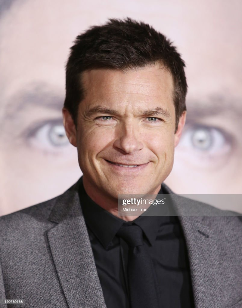 <a gi-track='captionPersonalityLinkClicked' href=/galleries/search?phrase=Jason+Bateman&family=editorial&specificpeople=204774 ng-click='$event.stopPropagation()'>Jason Bateman</a> arrives at the Los Angeles premiere of 'Identity Thief' held at Mann Village Theatre on February 4, 2013 in Westwood, California.