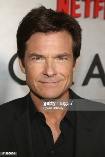 Jason Bateman attends 'Ozark' New York Screening at The Metrograph on July 20 2017 in New York City