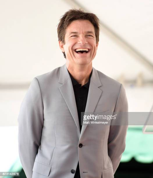 Jason Bateman attends The Hollywood Walk of Fame Star Ceremony honoring Jason Bateman on July 26 2017 in Hollywood California