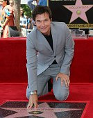 Jason Bateman Honored With Star On The Hollywood Walk...
