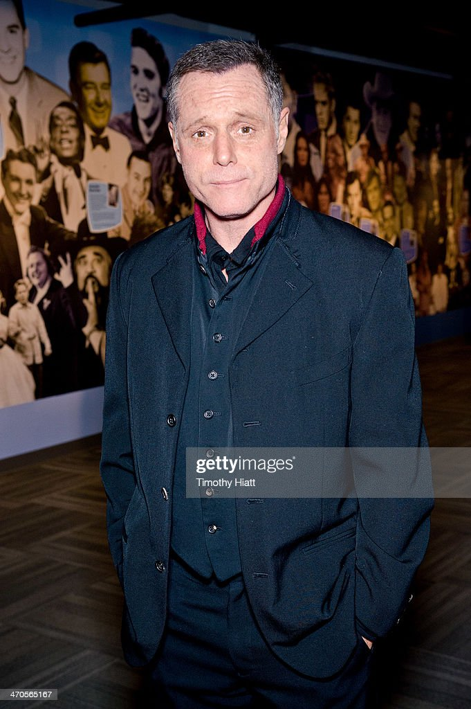 Jason Beghe appears in advance of a panel discussion at the Museum of Broadcast Communications in Chicago, IL on February 19, 2014