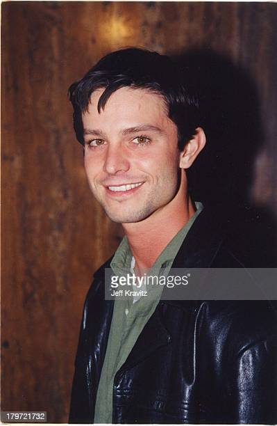 Jason Behr during Levi's Roswell Wrap Party at Stock Exchange in Los Angeles California United States