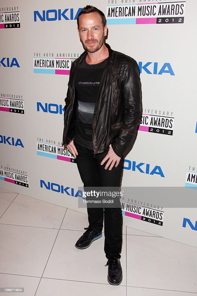 Jason Bentley attends the 40th Anniversary of American Music Awards Electronic Dance Music Celebration held at the Club Nokia on November 16, 2012 in Los Angeles, California.