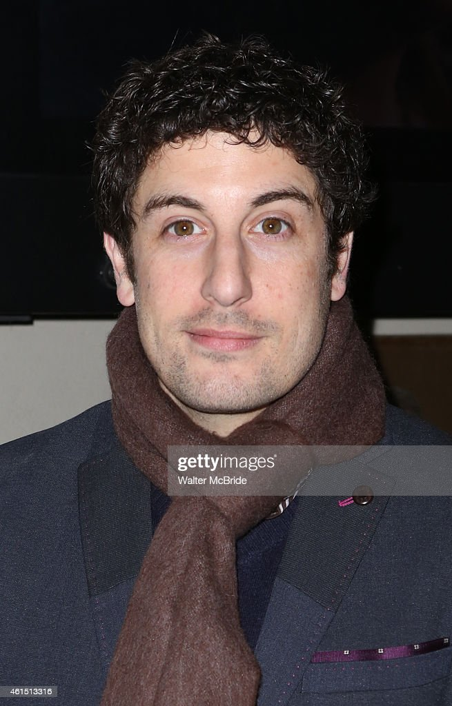 Jason Biggs attends the Broadway Opening Night Performance of The Manhattan Theatre Club's production of 'Constellations' at the Samuel J Friedman...