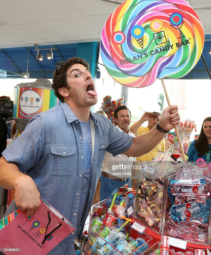 Jason Biggs attends the Dylan's Candy Bar Los Angeles Opening at the Original Farmers Market on September 8, 2012 in Los Angeles, California.