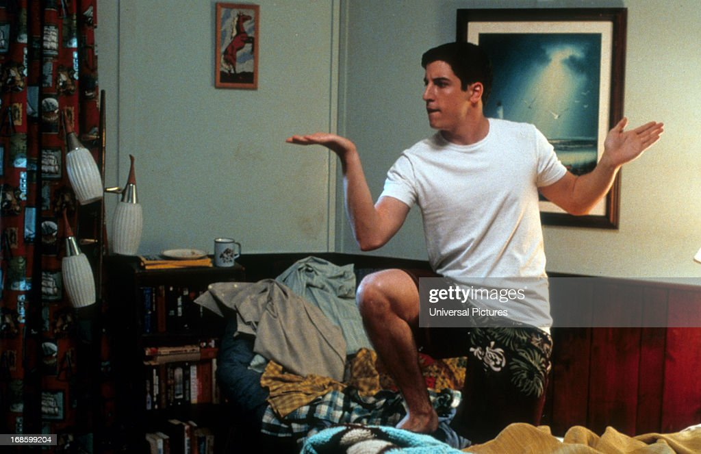 Jason Biggs In American Pie 2  American Pie 2 Stock Photos and Pictures  Getty Images. American Pie Bed