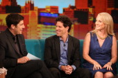THE VIEW Jason Biggs guest cohosts Guests include Patricia Arquette and Ellar Coltrane Piper Kerman and Larry Smith the reallife inspiration for...