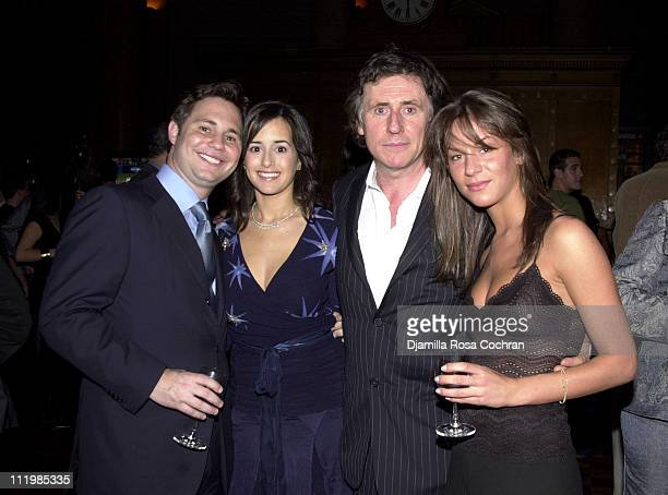 Jason Binn Haley Lieberman Gabriel Byrne and Natalia Lesz