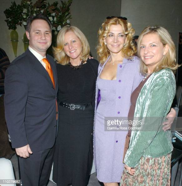 Jason Binn Lori Burgess Natasha Richardson and Debra Halpert