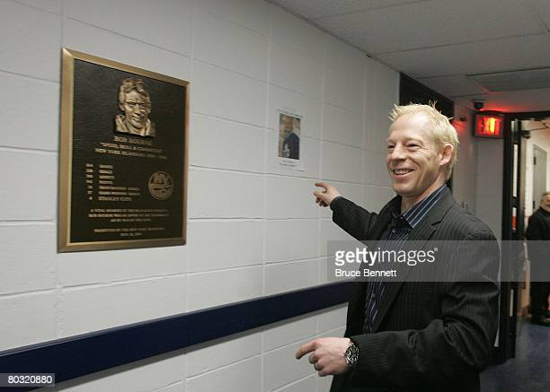 Jason Blake of the Toronto Maple Leafs returns to the Nassau Coliseum to find that his former teammates on the New York Islanders placed him on the...