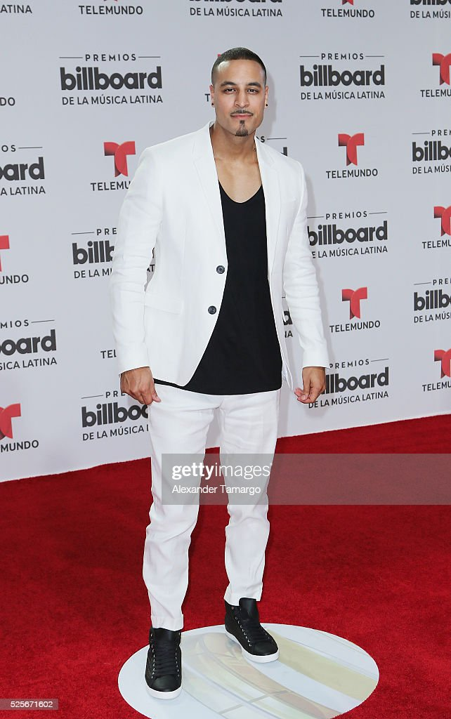 Jason Cerda attends the Billboard Latin Music Awards at Bank United Center on April 28, 2016 in Miami, Florida.
