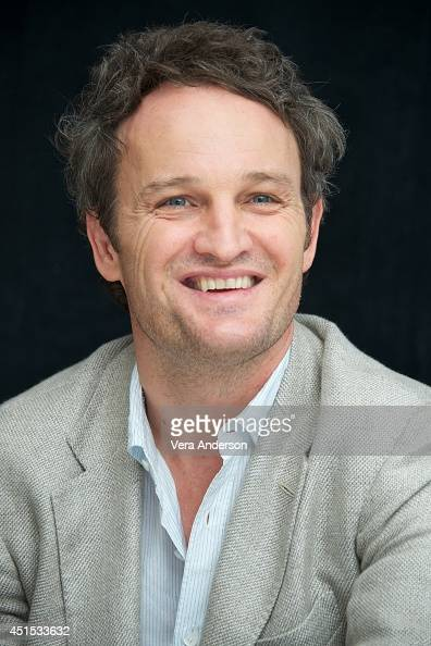 Jason Clarke at the 'Dawn Of The Planet Of The Apes' Press Conference at the Ritz Carlton Hotel on June 27 2014 in San Francisco California
