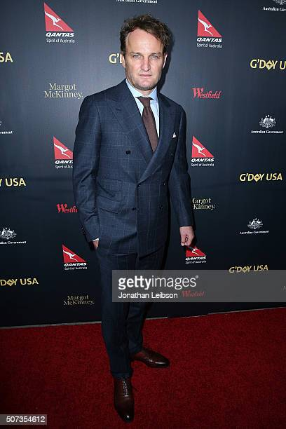 Jason Clarke attends the 2016 G'Day Los Angeles Gala at Vibiana on January 28 2016 in Los Angeles California