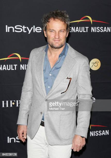 Jason Clarke attends the HFPA InStyle Annual Celebration of 2017 Toronto International Film Festival held at Windsor Arms Hotel on September 9 2017...