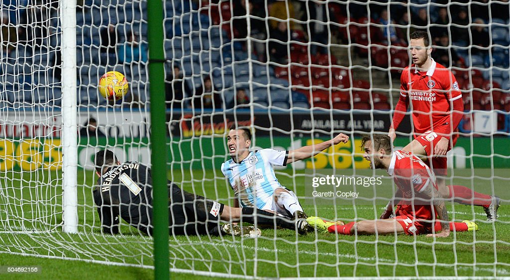 Huddersfield United Kingdom  city photos : ... Charlton Athletic on January 12, 2016 in Huddersfield, United Kingdom