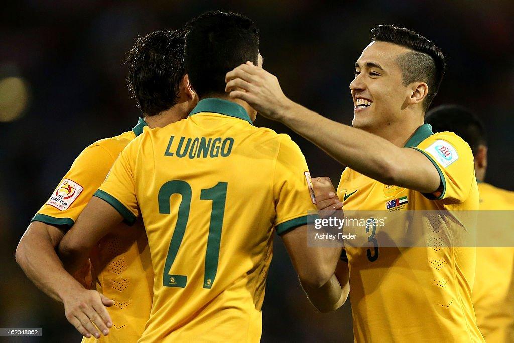Australia v UAE: Semi Final - 2015 Asian Cup - Newcastle