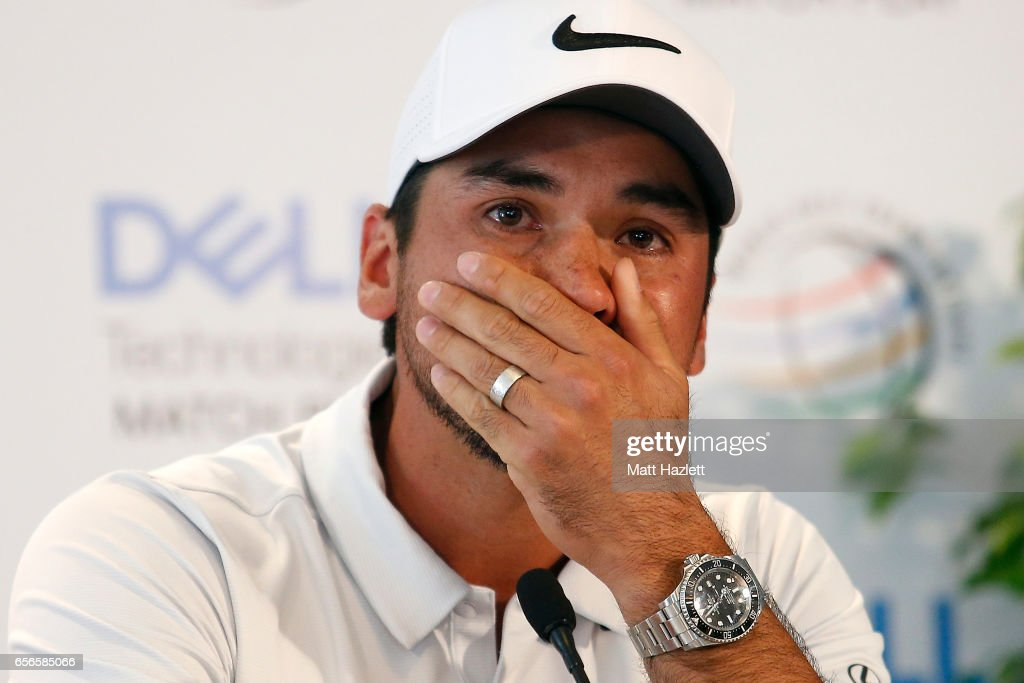 Jason Day Pulls Out of WGC to be With Ailing Mom