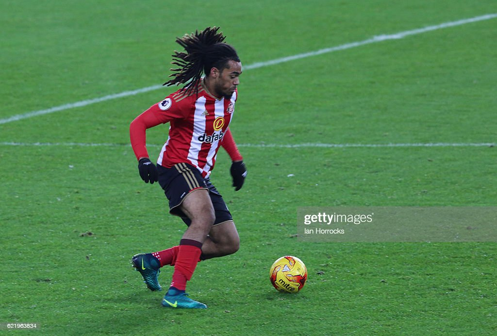 Sunderland U21 v Notts County - EFL Checkatrade Trophy