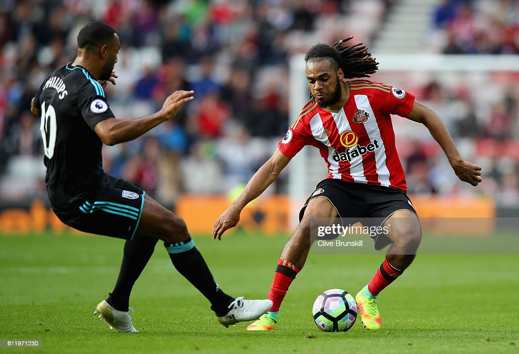 Sunderland v West Bromwich Albion - Premier League : News Photo