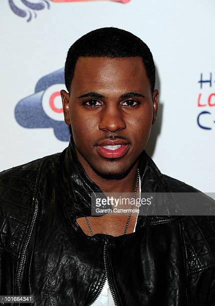 Jason Derulo arrives at the Capital Radio Summertime Ball at Wembley Stadium on June 6 2010 in London England