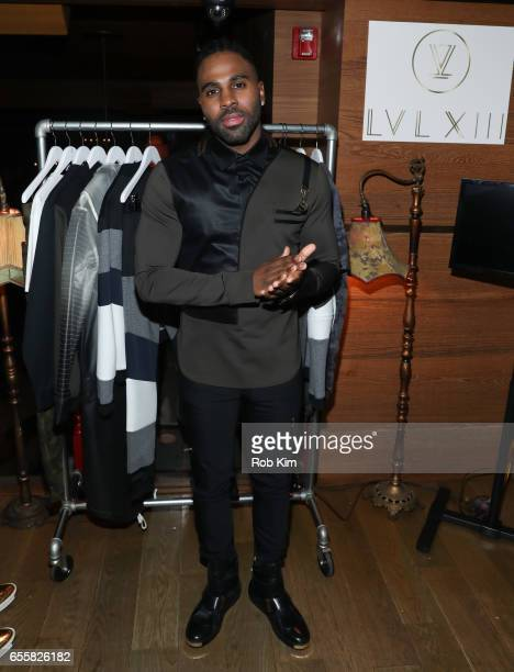 Jason Derulo attends a launch party for a new Men's Fashion Line at TAO Downtown on March 20 2017 in New York City