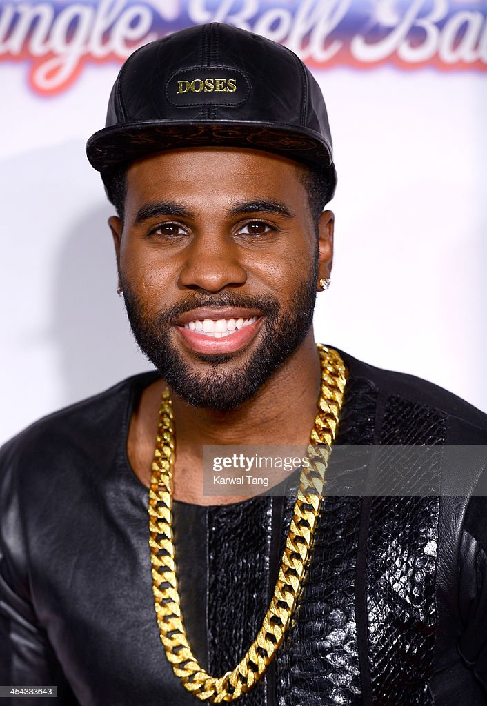 <a gi-track='captionPersonalityLinkClicked' href=/galleries/search?phrase=Jason+Derulo&family=editorial&specificpeople=5745869 ng-click='$event.stopPropagation()'>Jason Derulo</a> attends on day 2 of the Capital FM Jingle Bell Ball at the 02 Arena on December 8, 2013 in London, England.