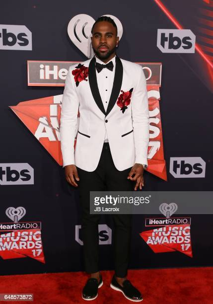 Jason Derulo attends the 2017 iHeartRadio Music Awards at The Forum on March 5 2017 in Inglewood California