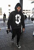 Celebrity Sightings In Los Angeles - February 19, 2020