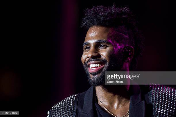 Jason Derulo performs at the Forbes U30 Music Festival during the 2016 Forbes Under 30 Summit on October 16 2016 in Boston Massachusetts
