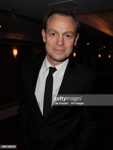 Jason Donovan arrives for the Laurence Olivier Awards at the Grosvenor Hotel in central London