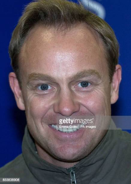 Jason Donovan signs his new book 'Between the Lines My Story Uncut' at WHSmith Nottingham