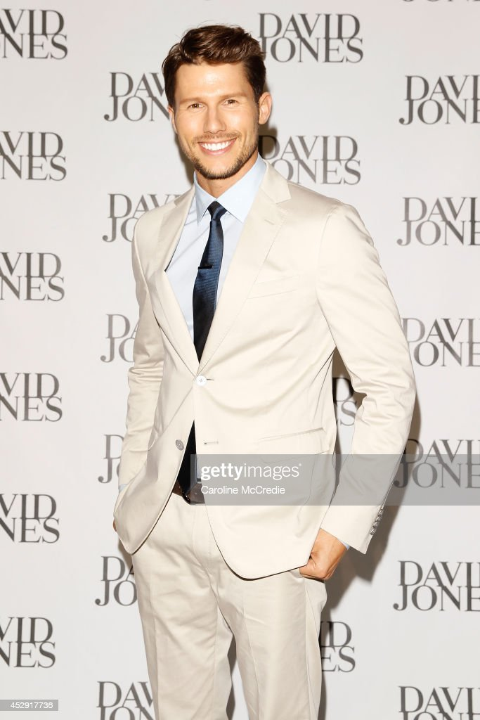 David Jones S/S 2014 Collection Launch - Arrivals