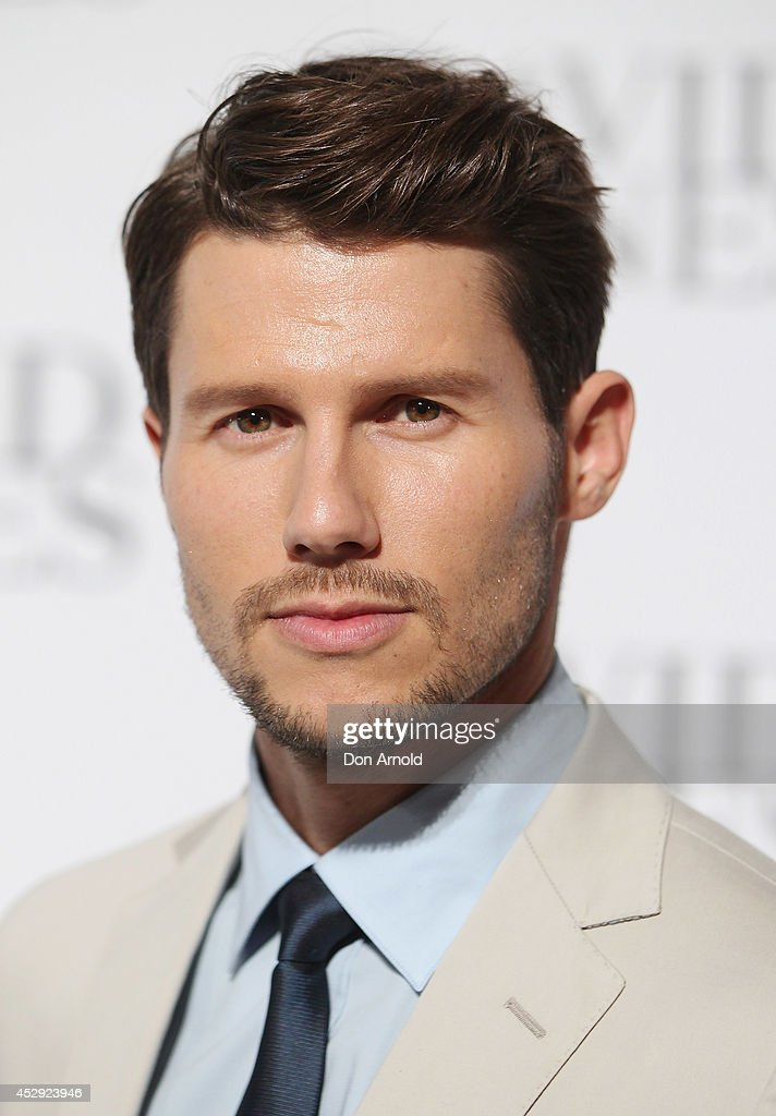 <a gi-track='captionPersonalityLinkClicked' href=/galleries/search?phrase=Jason+Dundas&family=editorial&specificpeople=578396 ng-click='$event.stopPropagation()'>Jason Dundas</a> arrives at the David Jones Spring/Summer 2014 Collection Launch at David Jones Elizabeth Street Store on July 30, 2014 in Sydney, Australia.