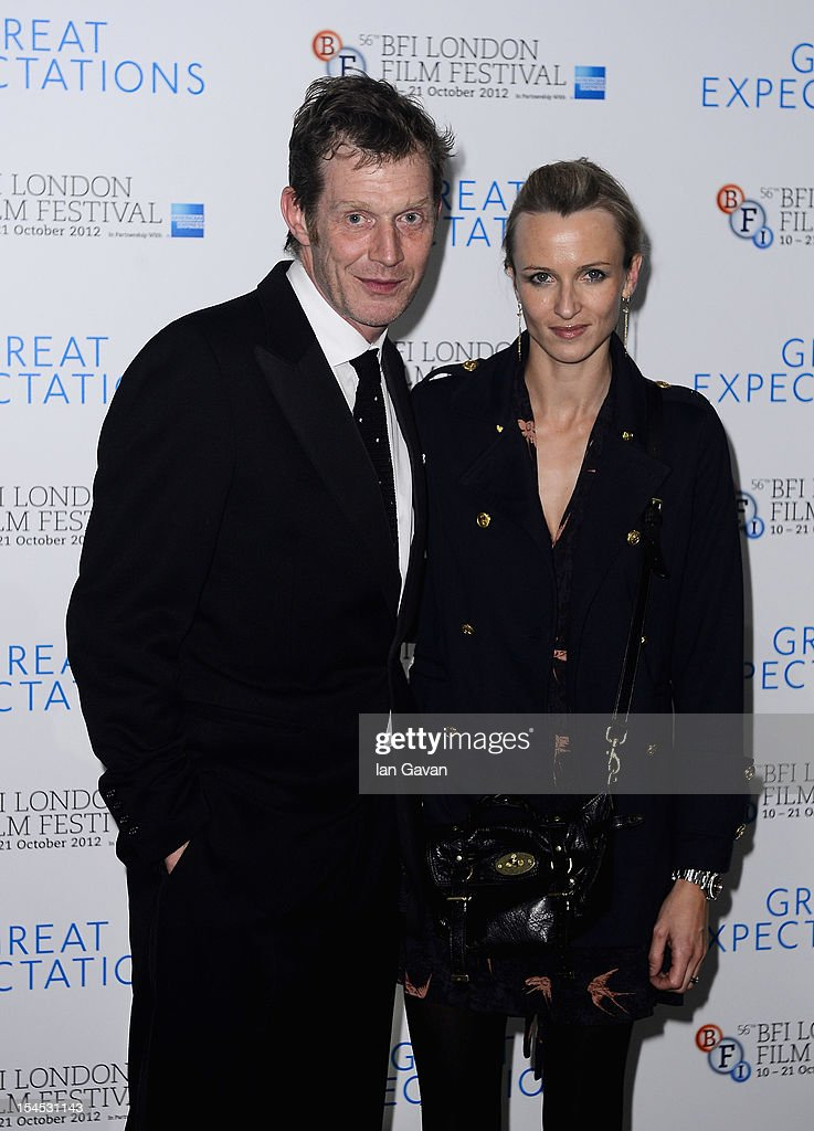<a gi-track='captionPersonalityLinkClicked' href=/galleries/search?phrase=Jason+Flemyng&family=editorial&specificpeople=680735 ng-click='$event.stopPropagation()'>Jason Flemyng</a> and Elly Fairman attend the afterparty for 'Great Expectations' which closes the 56th BFI London Film Festival at Battersea Power Station on October 21, 2012 in London, England.
