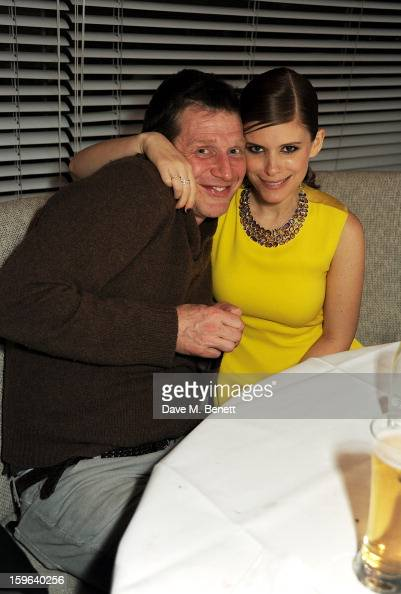 Jason Flemyng and Kate Mara attend an after party celebrating the Red Carpet Premiere of the Netflix original series 'House of Cards' at Asia de Cuba...
