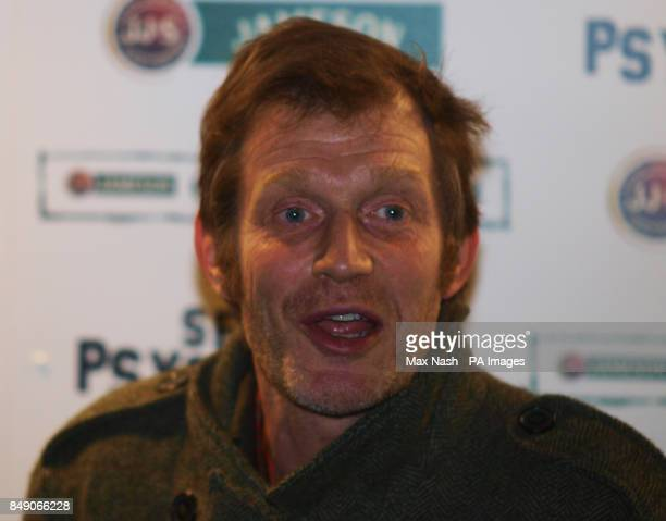 Jason Flemyng arriving at the Gala Premiere of Seven Psychopaths hosted by the Jameson Cult Film Club at Oval Space in Bethnal Green London PRESS...