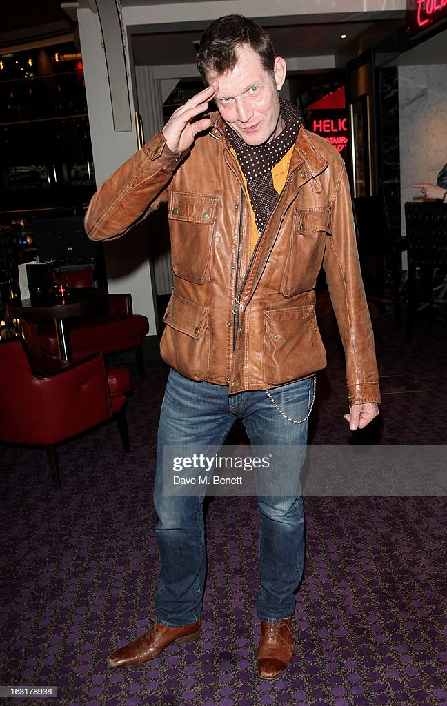 <a gi-track='captionPersonalityLinkClicked' href=/galleries/search?phrase=Jason+Flemyng&family=editorial&specificpeople=680735 ng-click='$event.stopPropagation()'>Jason Flemyng</a> attends an after party following the 'Welcome To The Punch' UK Premiere at the Hippodrome Casino on March 5, 2013 in London, England.