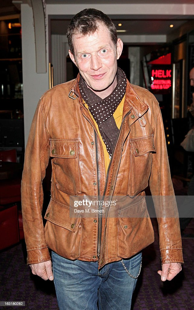 Jason Flemyng attends an after party following the 'Welcome To The Punch' UK Premiere at the Hippodrome Casino on March 5, 2013 in London, England.