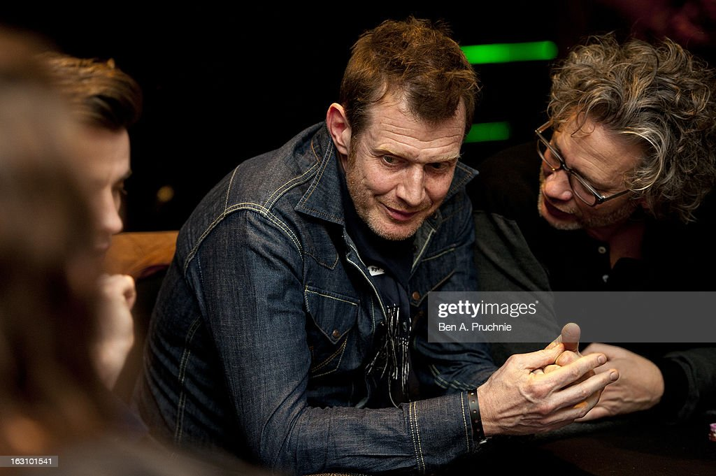 Jason Flemyng attends the launch of The PokerStars LIVE Lounge at The Hippodrome Casino London on March 4, 2013 in London, England