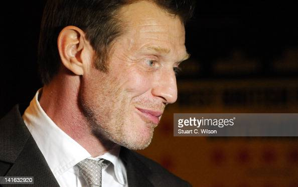 Jason Flemyng attends the premiere of Wild Bill at Cineworld Haymarket on March 20 2012 in London England