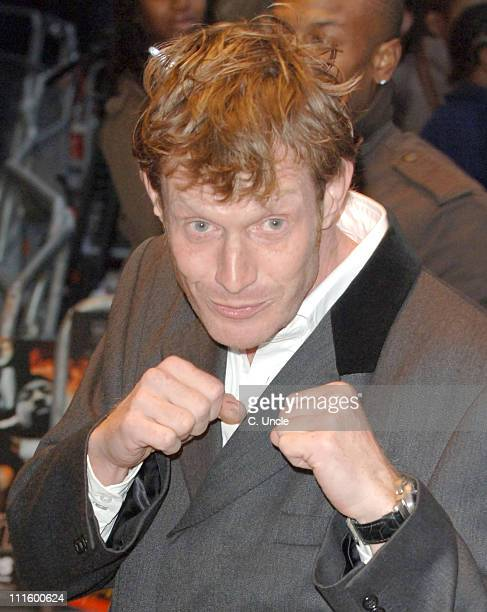 Jason Flemyng during 'Rollin' With The Nines' London Premiere Arrivals at Odeon Leicester Square in London Great Britain